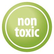 Bezzapachowe i nietoksyczne, bezpieczne dla dzieci, zgodne z normą EN71.